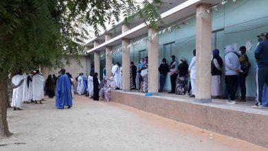 صورة مواطنون:  القائمون على معهد البحوث الصحية غير شفافين في احترام الطابور