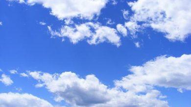 صورة الأرصاد الجوية : تتوقع انخفاض في درجات الحرارة على  عموم التراب الوطني (درجات)