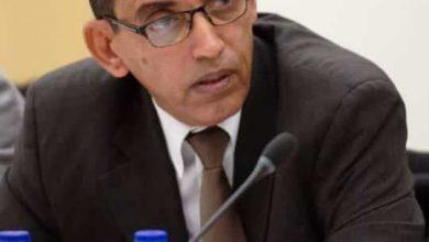 صورة تعيين لجنة مكلفة بالإعلام الدولي (أسماء)