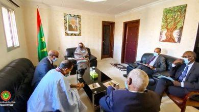 صورة وزيرة الشؤون الاجتماعية تعقد اجتماعا مع وفد من منظمات الأشخاص ذوى الإعاقة