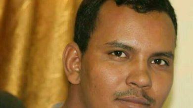 صورة إلى بريد رئيس الجمهورية../ أحمد سالم سيدي عبد الله كاتب صحفي
