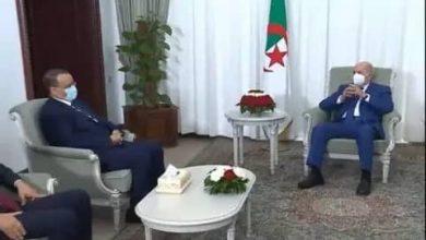 صورة وزير الخارجية : العلاقات الموريتانية الجزائرية تعيش أحسن فتراتها(تفاصيل)