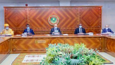 صورة تعليق رسمي على قتل الجيش الجزائري لمواطن موريتاني (بيان)