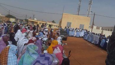 صورة شلل شبه تام للتعليم في موريتانيا (صور)