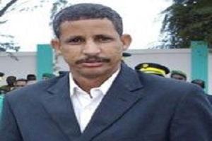 صورة الرئيس السابق اعلي ولد محمد فال الغائب الحاضر في ذكراه الرابعة /امربيهولد الديد