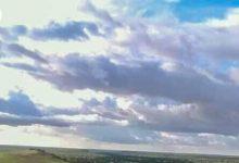 صورة تساقطات مطرية على مناطق متفرقة من الوطن (مقاييس)
